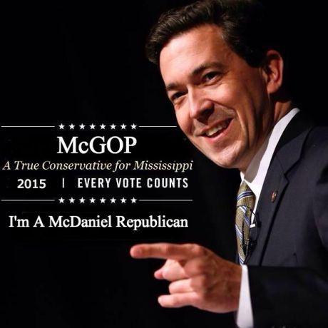 mcdaniel republican